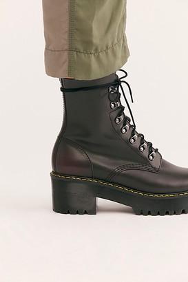 Dr. Martens Leona Platform Ankle Boots