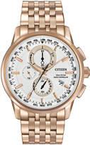 Citizen 43mm Chronograph Bracelet Watch