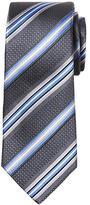 Banana Republic Geo Stripe Nanotex Tie