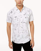 INC International Concepts Men's Splatter Shirt