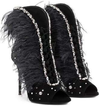 Giuseppe Zanotti Charleston high-heel boots
