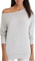 Lauren Ralph Lauren Drop Shoulder Jersey Top