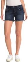Joe's Jeans Frayed Hem Denim Shorts