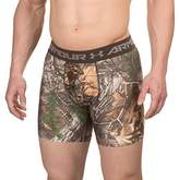 Under Armour Mens Camo Boxerjock Boxer Briefs