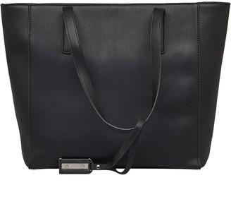 Fluid Womens Tote Bag Black