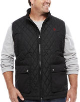 USPA U.S. Polo Assn. Quilted Vest Big and Tall