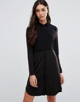 Pieces Pips Shirt Dress