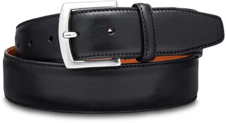 Bosca Castela Leather Belt
