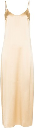 La Perla S4 silk slip nightdress