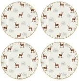 Spode Glen Lodge Salad Plates (Set of 4)
