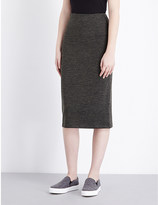 French Connection Sweeter fitted jersey skirt