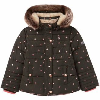 Joules Girl's Stella Padded Coat
