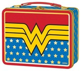 Thermos Metal Lunch Kit - Wonder Woman (Red)