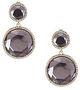 Anna & Ava Stone Double-Drop Earrings