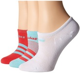 adidas Superlite Super No Show Socks 3-Pack Women's No Show Socks Shoes