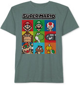 Nintendo Super Mario T-Shirt, Big Boys (8-20)