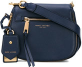 Marc Jacobs 'Recruit' saddle cross-body bag - women - Leather - One Size