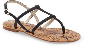 BC Footwear Super Woman Vegan Sandal