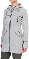 Mondetta Aria Travel Trench Coat (For Women)