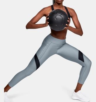 Under Armour Women's HeatGear Armour Sport Ankle Crop
