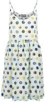 Antipodium Hackney Spot Silk Cami Dress