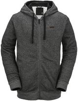 Volcom Standard Fleece Full-Zip Hoodie - Men's