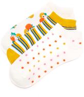 Kate Spade Orangerie Sock Set