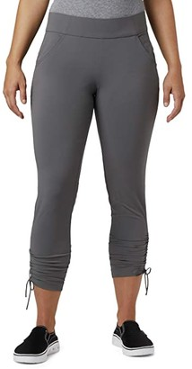 Columbia Anytime Casualtm Ankle Pants (City Grey) Women's Casual Pants