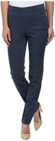 Miraclebody Jeans Janis Pull-On Tapered Sueded Sateen