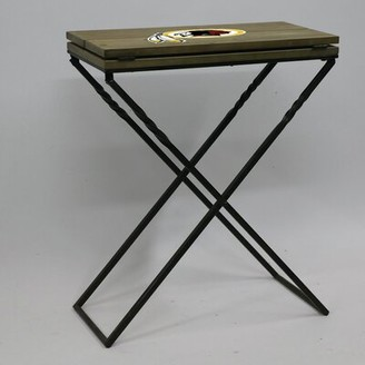 "Redskins Evergreen Enterprises, Inc 19.9"" Rectangular Folding Table Evergreen Enterprises, Inc NFL Team: Washington"