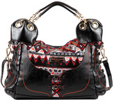 Nicole Lee Women's Chaney Tribal Hobo