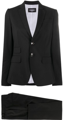 DSQUARED2 Tailored Two-Piece Trouser Suit