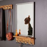 west elm Industrial Entryway Mirror