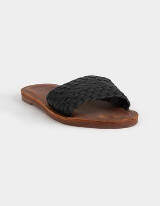 Roxy Arabella Womens Tan Sandals