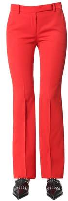 Alexander McQueen A-Line Tailored Trousers