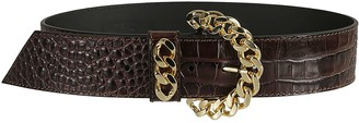 Kate Cate Chain Buckled Belt