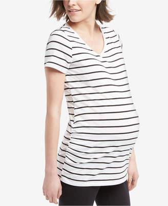 Motherhood Maternity BumpStart Maternity Ruched T-Shirt