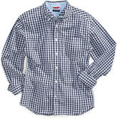 Tommy Hilfiger Boys' Gingham Buttondown Cotton Shirt
