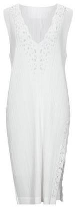 Pleats Please Issey Miyake Knee-length dress