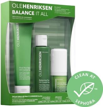 Ole Henriksen OLEHENRIKSEN - Balance It All Essentials Set