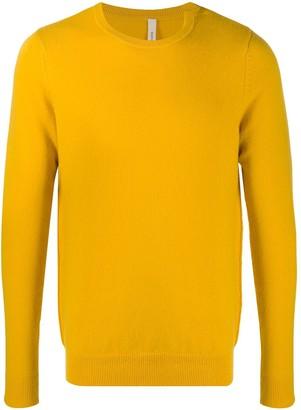 Extreme Cashmere Split-Neck Sweater