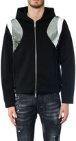 DSQUARED2 Hooded Sweatshirt With Contrasting Details