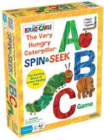 Briarpatch The Very Hungry Caterpillar Spin & Seek ABC Game by