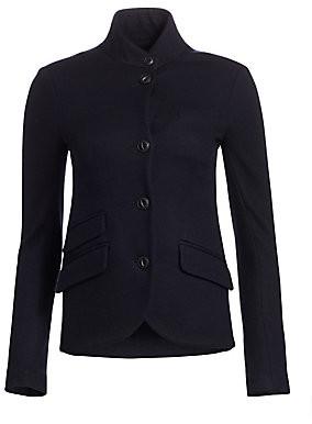 Rag & Bone Women's Slade Wool Blazer - Size 0