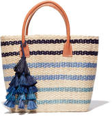 Hat Attack Small Provence Tote Bag in Shades Of Blue