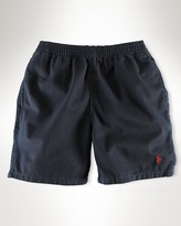 Ralph Lauren Boys' Twill Sport Short - Sizes 2T-7
