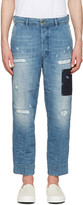 Diesel Blue Chino Jeans