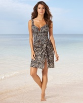 Soma Intimates Side Tie Sarong Swim Cover Up