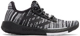 Missoni Adidas X adidas x Black and White PulseBOOST HD Sneakers