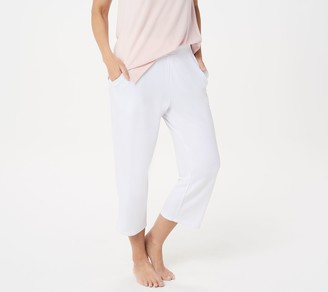 Belle By Kim Gravel Lovabelle Lounge Cropped Pants